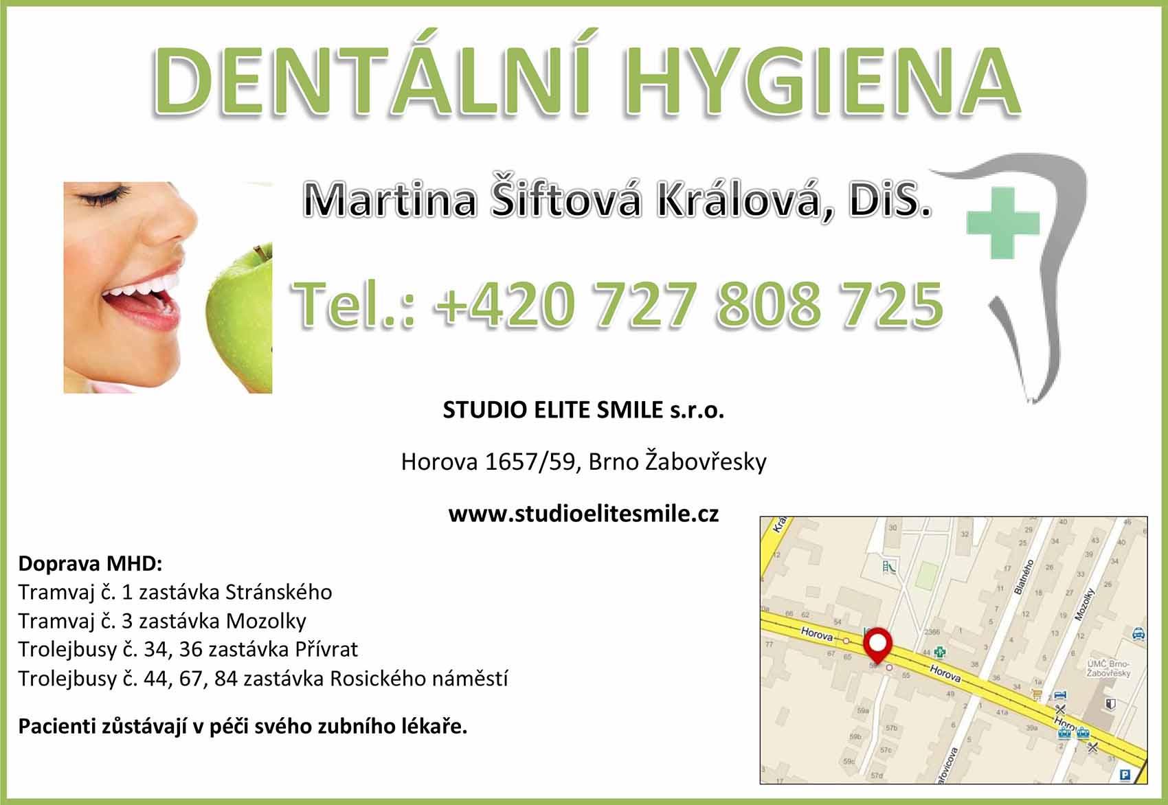 Dentální hygiena-žádanka Martina Šiftová-new